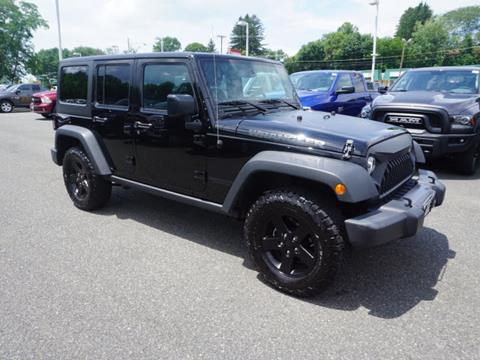 2017 Jeep Wrangler Unlimited for sale in Rockaway, NJ