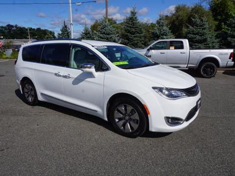 2018 Chrysler Pacifica Hybrid for sale in Rockaway, NJ