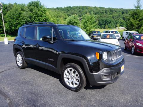 2015 Jeep Renegade for sale in Wharton, NJ