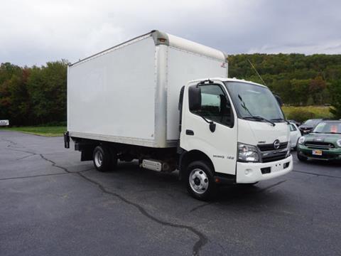 2016 Hino 155 for sale in Wharton, NJ