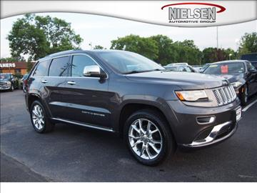 2014 Jeep Grand Cherokee for sale in East Hanover, NJ