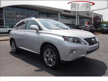 2013 Lexus RX 350 for sale in East Hanover, NJ