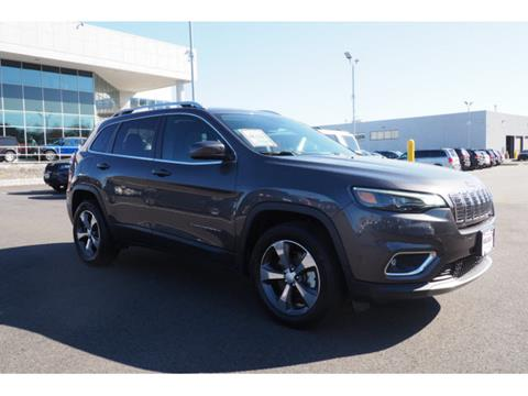 2019 Jeep Cherokee for sale in East Hanover, NJ