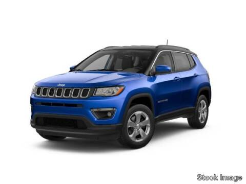 2020 Jeep Compass for sale at Nielsen Dodge Chrysler Jeep Ram in East Hanover NJ