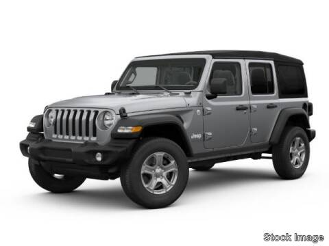 2020 Jeep Wrangler Unlimited Sport S for sale at Nielsen Dodge Chrysler Jeep Ram in East Hanover NJ