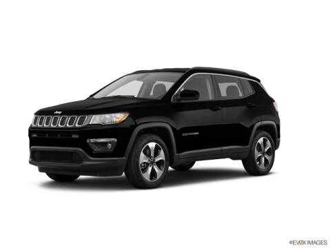 2020 Jeep Compass Latitude for sale at Nielsen Dodge Chrysler Jeep Ram in East Hanover NJ