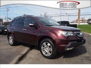 2008 Acura MDX for sale in East Hanover, NJ