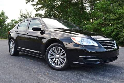 2012 Chrysler 200 for sale in Marietta, GA