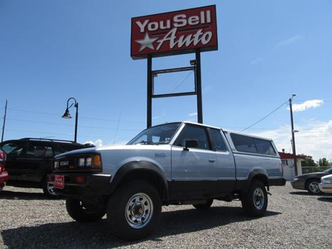 1985 Nissan Pickup For Sale In Grand Junction, CO
