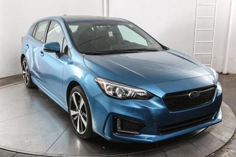 2018 Subaru Impreza for sale in Austin, TX