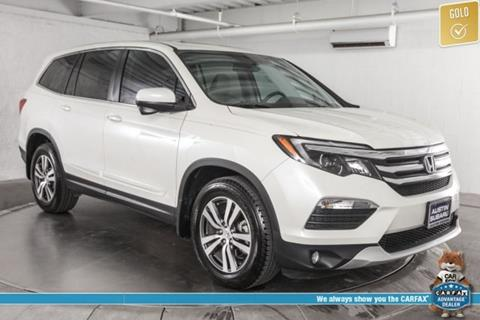 2018 Honda Pilot for sale in Austin, TX