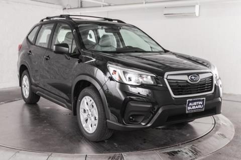 2019 Subaru Forester for sale in Austin, TX