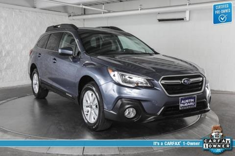 2018 Subaru Outback for sale in Austin, TX