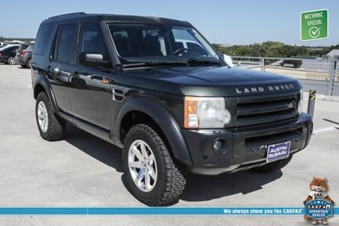 2007 Land Rover LR3 for sale in Austin, TX