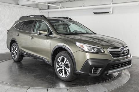 2020 Subaru Outback for sale in Austin, TX