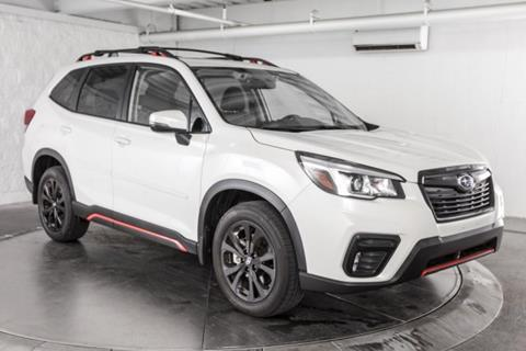 2020 Subaru Forester for sale in Austin, TX