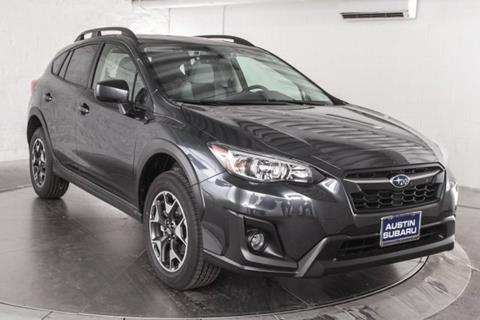 2019 Subaru Crosstrek for sale in Austin, TX
