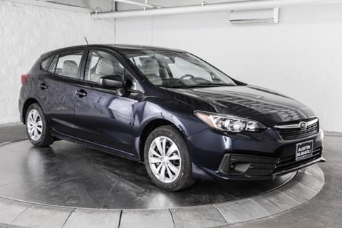 2020 Subaru Impreza for sale in Austin, TX