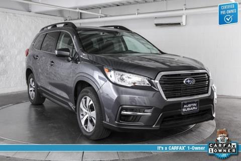 2019 Subaru Ascent for sale in Austin, TX