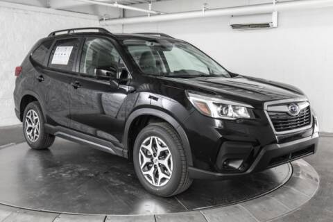 2020 Subaru Forester Premium for sale at Continental Automotive Group Austin Subaru in Austin TX