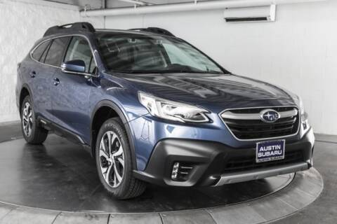 2020 Subaru Outback Limited for sale at Continental Automotive Group Austin Subaru in Austin TX