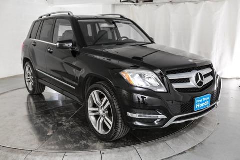 2014 Mercedes-Benz GLK for sale in Austin, TX