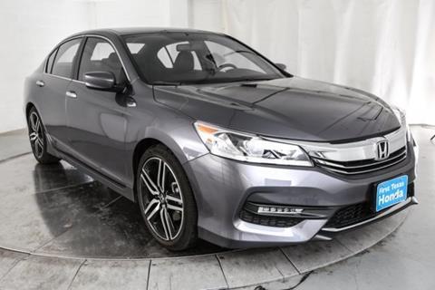 2017 Honda Accord for sale in Austin, TX