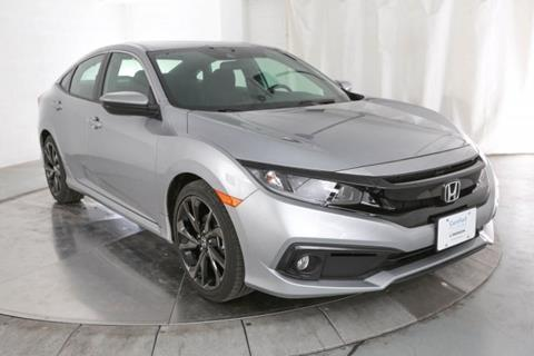 2019 Honda Civic for sale in Austin, TX