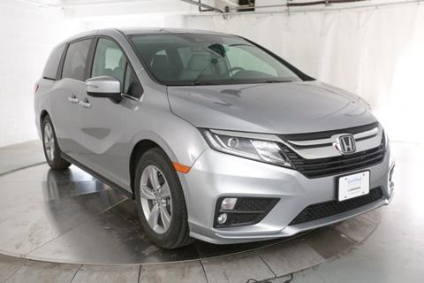 2019 Honda Odyssey for sale in Austin, TX