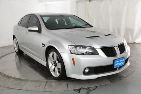 2009 Pontiac G8 for sale in Austin, TX