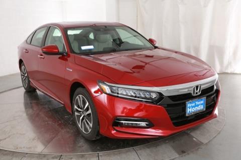 2020 Honda Accord Hybrid for sale in Austin, TX
