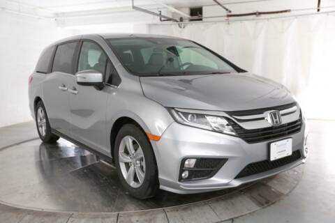 2019 Honda Odyssey EX for sale at Continental Automotive Group First Texas Honda - First Texas Honda in Austin TX
