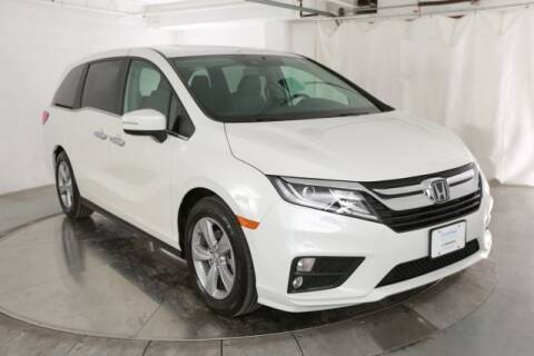 2020 Honda Odyssey EX-L for sale at Continental Automotive Group First Texas Honda - First Texas Honda in Austin TX