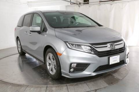 2020 Honda Odyssey EX for sale at Continental Automotive Group First Texas Honda - First Texas Honda in Austin TX