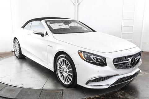 2017 Mercedes-Benz S-Class for sale in Austin, TX