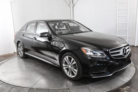 2014 Mercedes-Benz E-Class for sale in Austin, TX