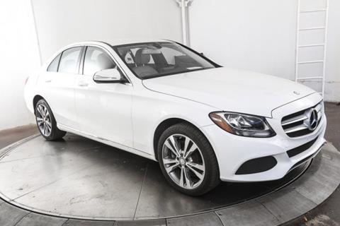 2015 Mercedes-Benz C-Class for sale in Austin, TX