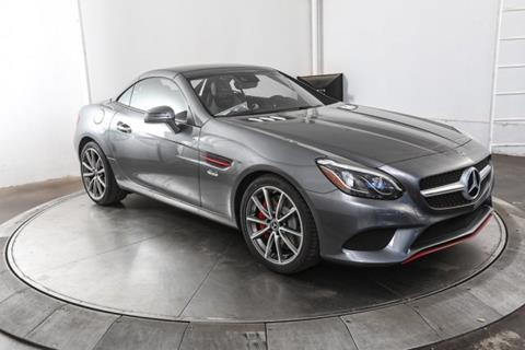 2018 Mercedes-Benz SLC for sale in Austin, TX