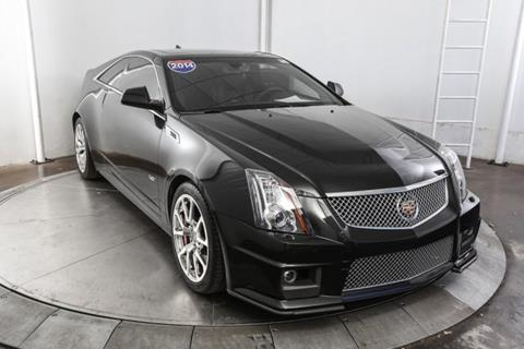 2014 Cadillac CTS-V for sale in Austin, TX