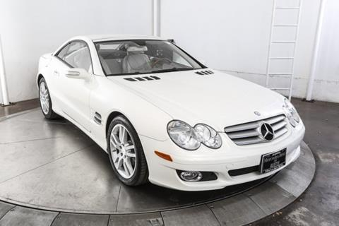 2008 Mercedes-Benz SL-Class for sale in Austin, TX