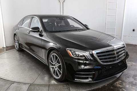 2018 Mercedes-Benz S-Class for sale in Austin, TX