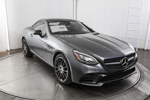 2018 Mercedes-Benz SLC for sale in Austin, TX