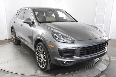 2016 Porsche Cayenne for sale in Austin, TX