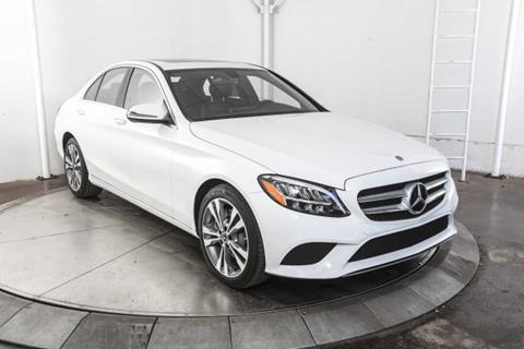 2019 Mercedes-Benz C-Class for sale in Austin, TX