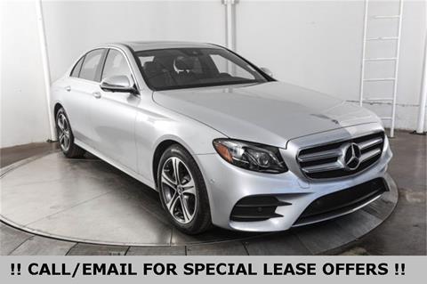 2019 Mercedes-Benz E-Class for sale in Austin, TX