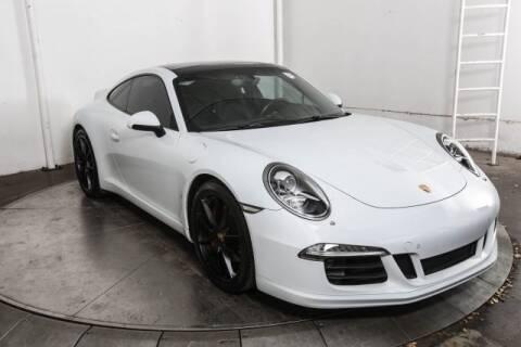 2016 Porsche 911 for sale in Austin, TX