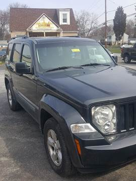 2010 Jeep Liberty for sale at GALANTE AUTO SALES LLC in Aston PA