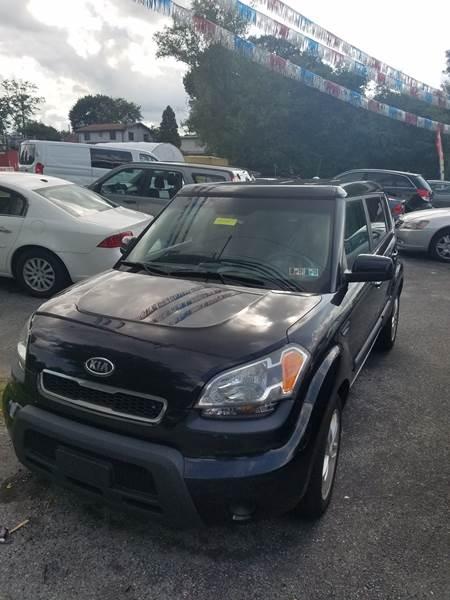 2011 Kia Soul For Sale At GALANTE AUTO SALES LLC In Aston PA