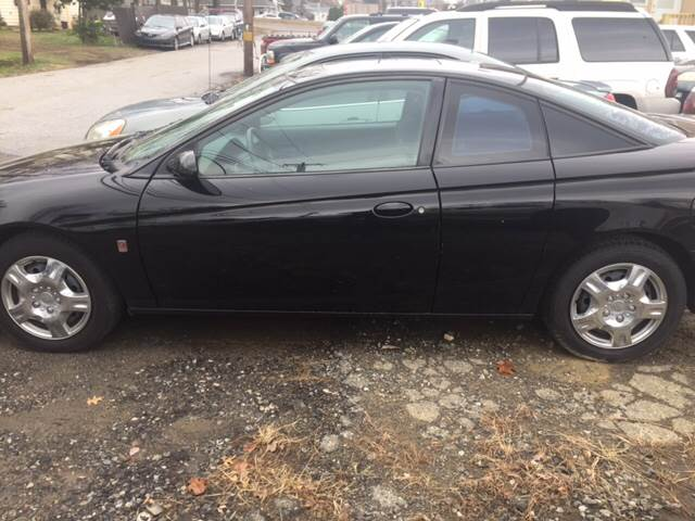 2002 Saturn S-Series for sale at GALANTE AUTO SALES LLC in Aston PA