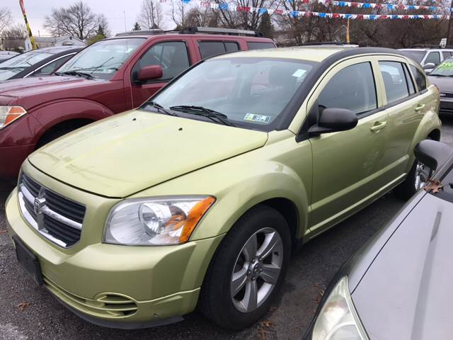 2010 Dodge Caliber for sale at GALANTE AUTO SALES LLC in Aston PA